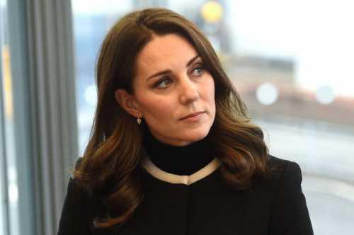 герцогиня кэтрин пожертвовала свои волосы
